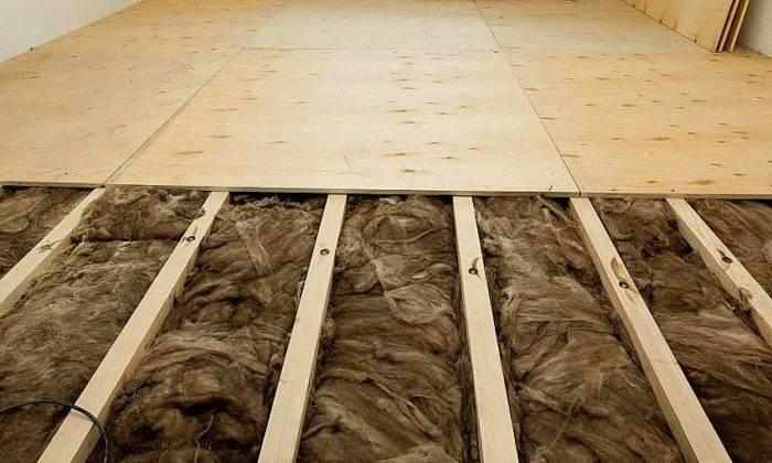 Теплые полы под ламинат: укладка на деревянный пол