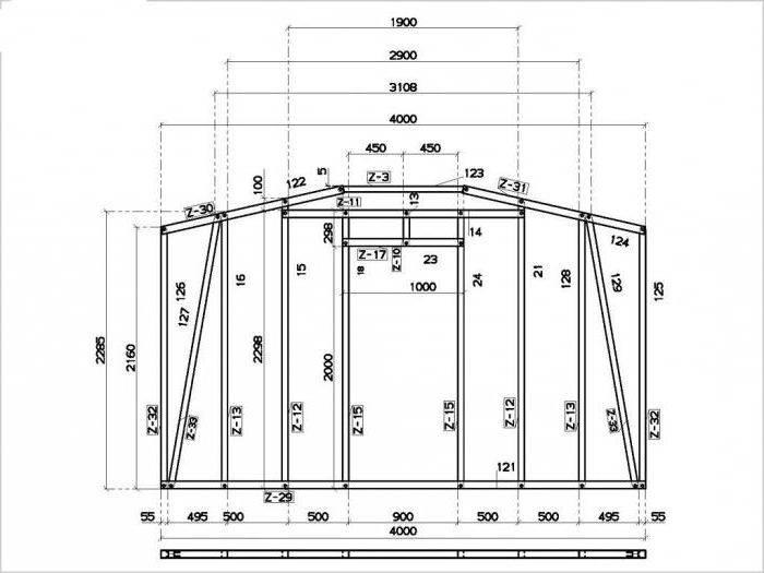Инструкции по креплению поликарбоната к металлическому каркасу