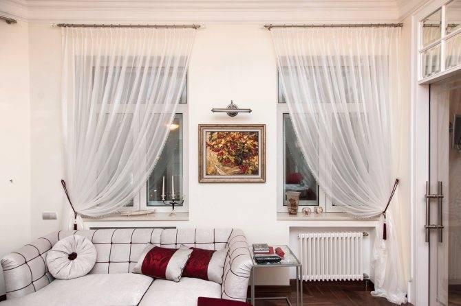 Фиолетовые шторы — идеи и сочетания цвета и ткани. 100 фото стильных и оригинальных штор