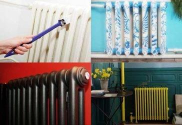 Акриловая краска для батарей отопления без запаха — выбор материала и технология работы