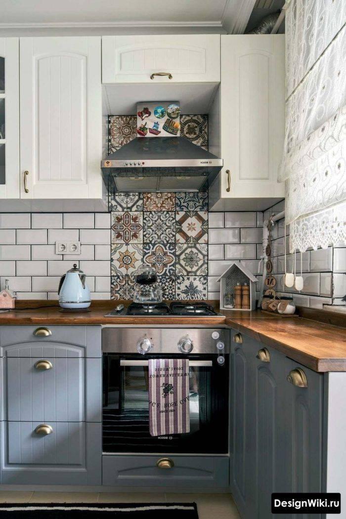 Кухня в стиле прованс: от проектирования до реализации (80 фото)