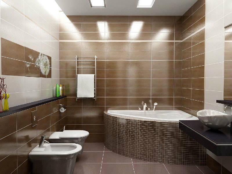 Недорогой ремонт ванны и туалета под ключ
