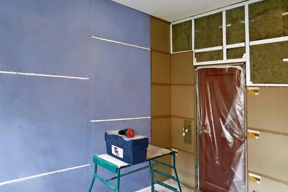 Тонкая звукоизоляция стен в квартире: ультратонкие современные материалы, какая толщина самая хорошая