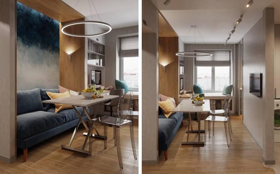 Как из однокомнатной квартиры сделать двухкомнатную | советы и рекомендации от специалистов