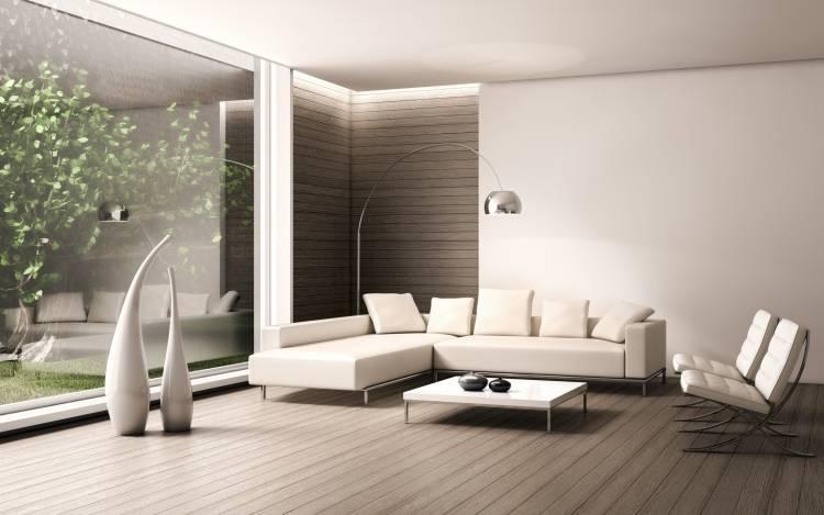 Классика и современный стиль в интерьере квартиры