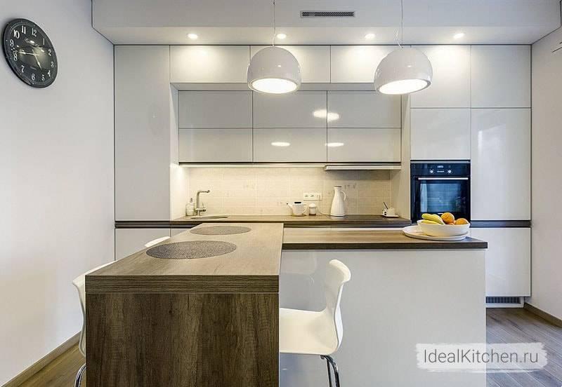 Остров на кухне: дизайн своими руками, размеры обеденной зоны