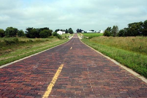 Виды дорожных покрытий