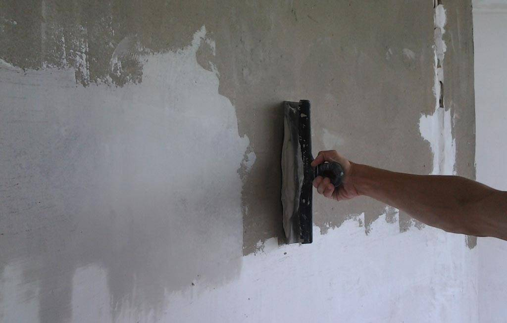 Расход шпаклевки на 1 м2 стены: тонкости расчета
