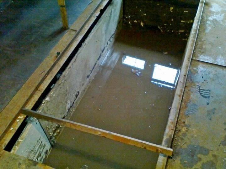 Как сделать гидроизоляцию ямы в гараже от грунтовых вод своими руками? Пошагово - Обзор