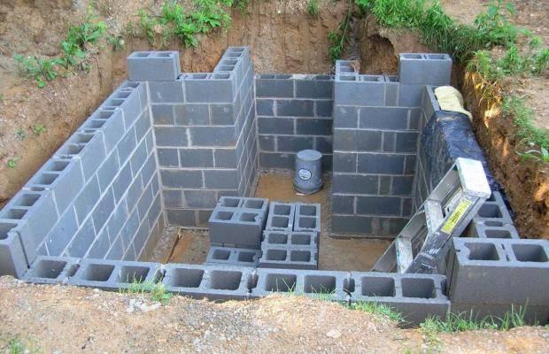 Погреб в гараже своими руками инструкция: как построить, сделать и правильно выкопать, устройство, отделка стен, фото-материалы