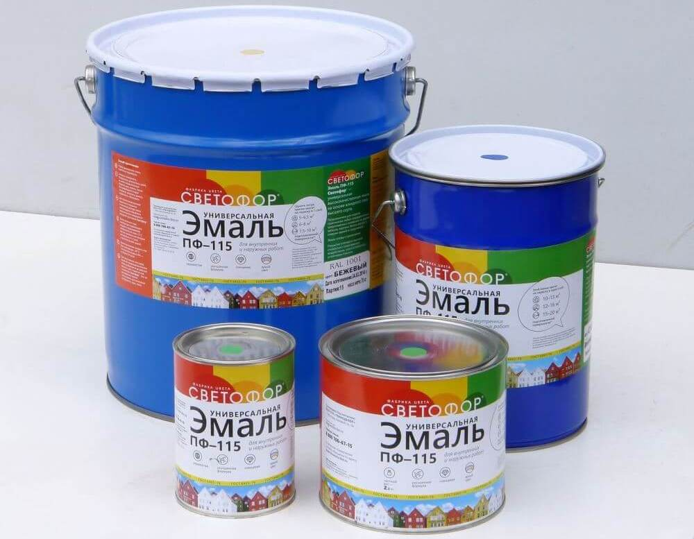 Грунт-эмаль по ржавчине 3 в 1: технические характеристики и расход на м2, отзывы об использовании, эмали «новбытхим» и «престиж»