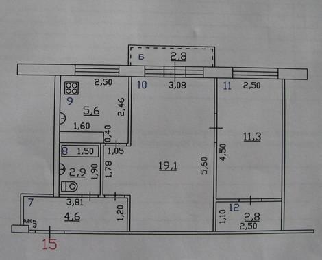 15 вариантов перепланировки однокомнатной (1 комнатной) квартиры — в двухкомнатную (2 комнатную), студию 30 кв м, примеры и идеи переделки угловой хрущевки с двумя окнами