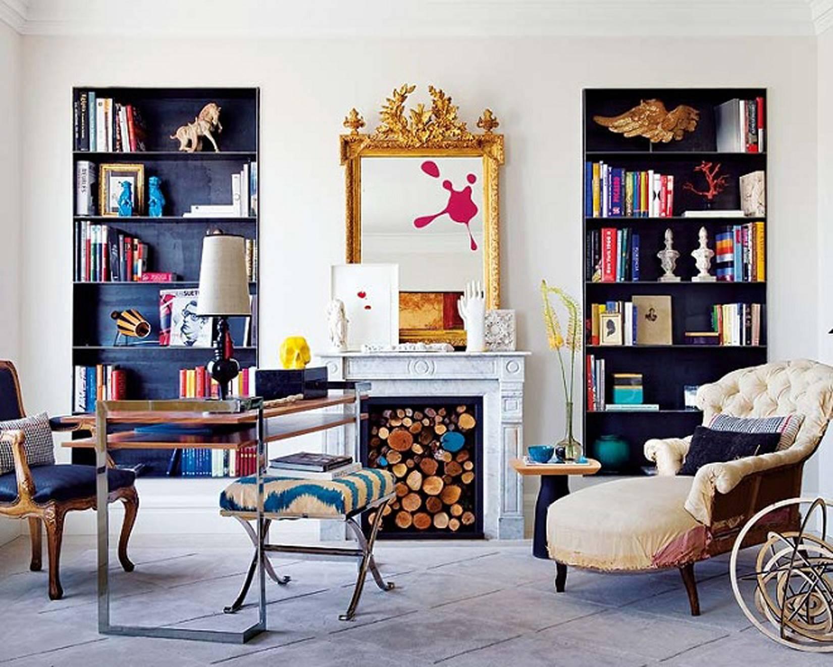 Дизайн интерьера в стиле эклектика: оформление, сочетание мебели, декор и украшение квартиры