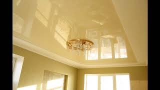 Как помыть натяжной потолок без разводов: глянцевый, матовый