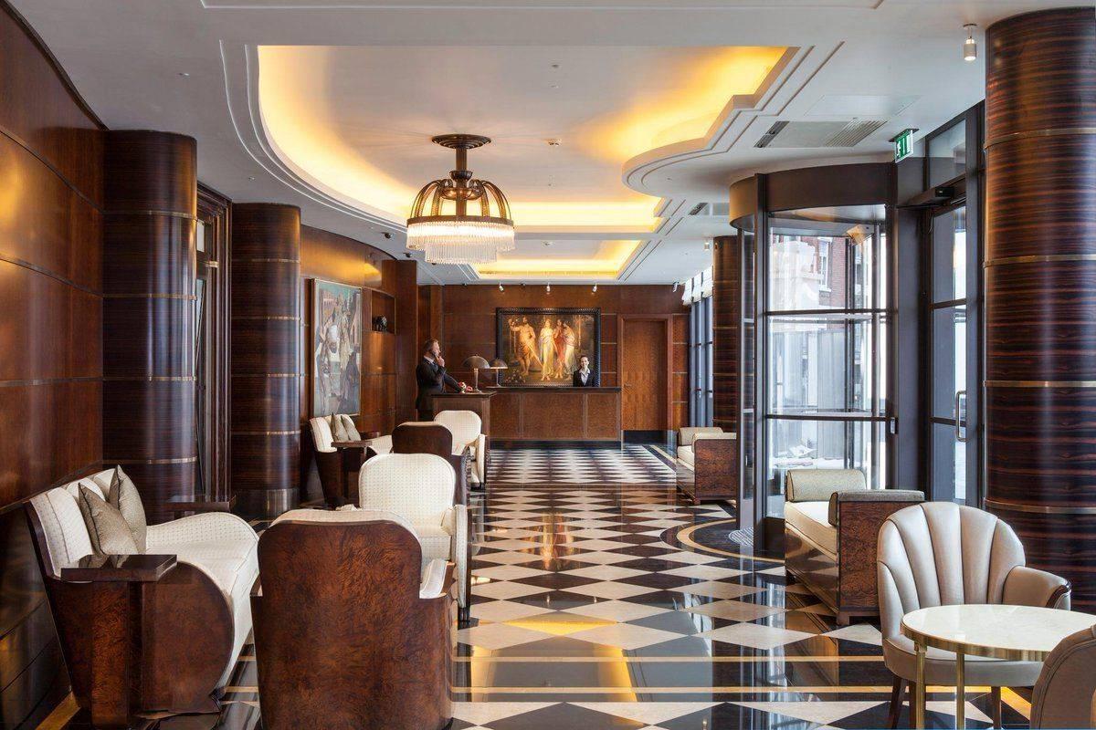 Дворцовый стиль в интерьере — нечто большее, чем банальная роскошь + фото