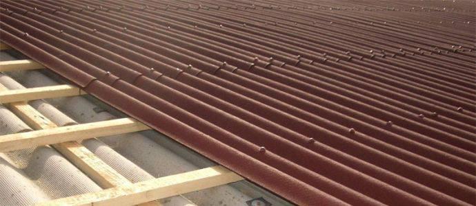 Покрытие крыши ондулином: как крыть крышу, пошаговая инструкция, как правильно покрыть, как стелить своими руками