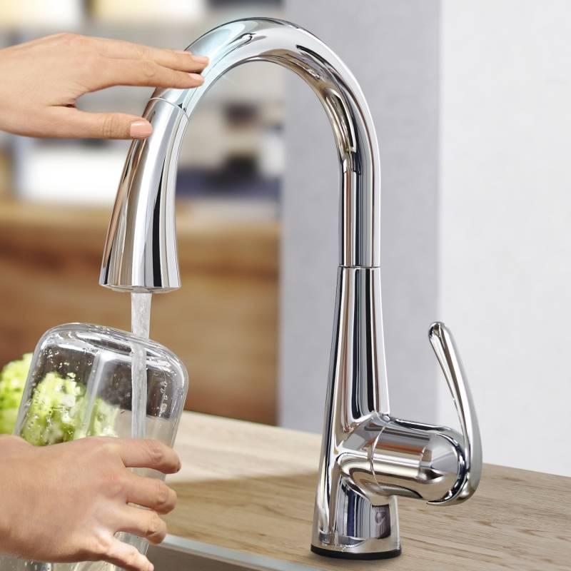 Кран с датчиком для рук: видео-инструкция по выбору своими руками, особенности водопроводных изделий с ик-датчиком открывания воды, включения, цена, фото