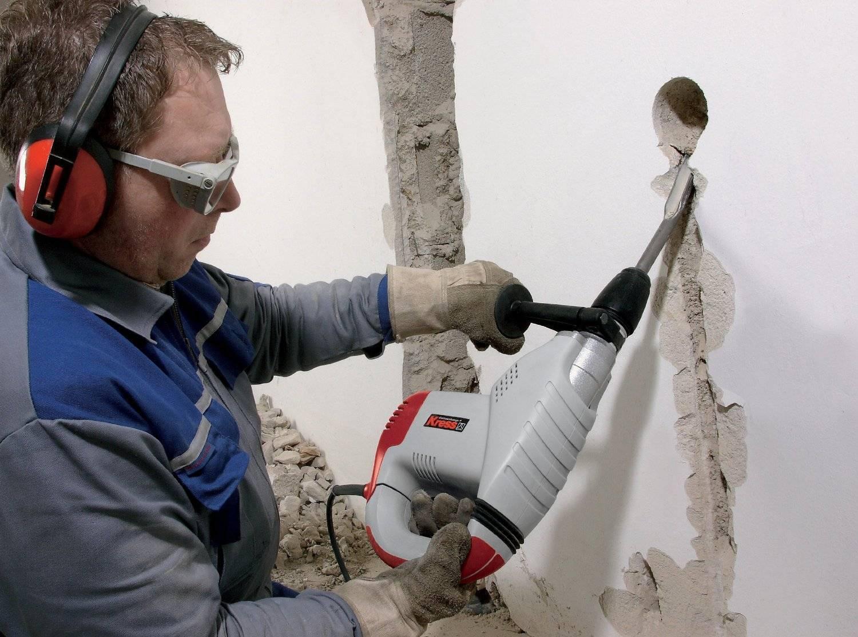 Штробление стен под проводку: как и чем штробить — обзор