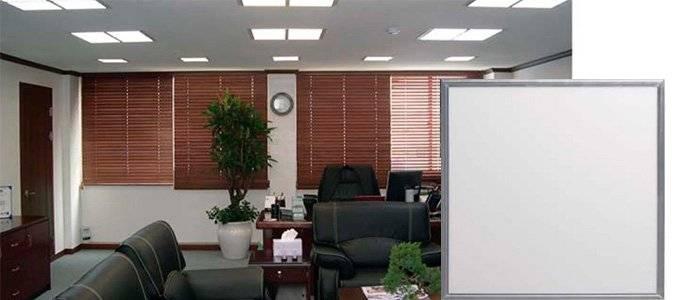 Освещение офиса — как сохранить и здоровье глаз, и красоту интерьера