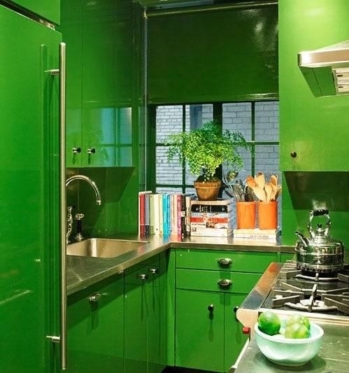 ТОП - 5 ярких кухонь, которые вам точно понравятся: Обзор