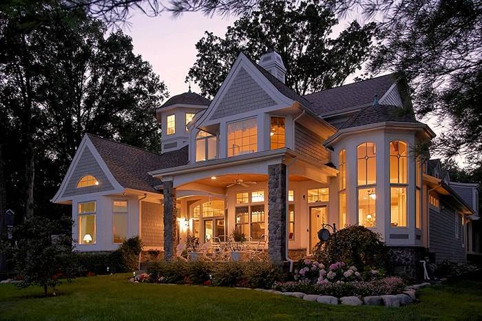 Цвет крыши: как правильно подобрать под фасад. обзор лучших сочетаний и модных решений (95 фото-идей)