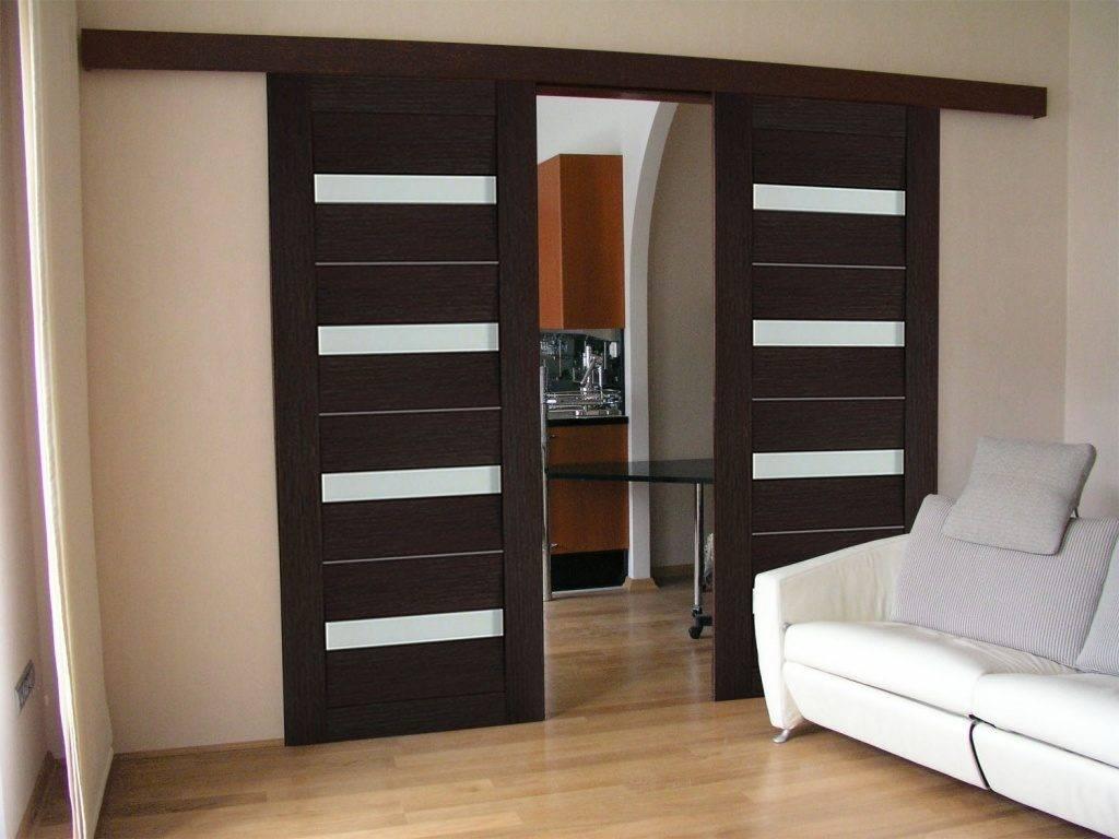 Раздвижные межкомнатные двери-гармошки: особенности, модели и цены