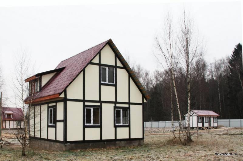 Фасад дома в стиле фахверк - что такое фахверки (+фото) | стройсоветы