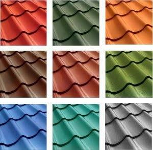Виды металлочерепицы. какие бывают виды металлочерепицы для крыши