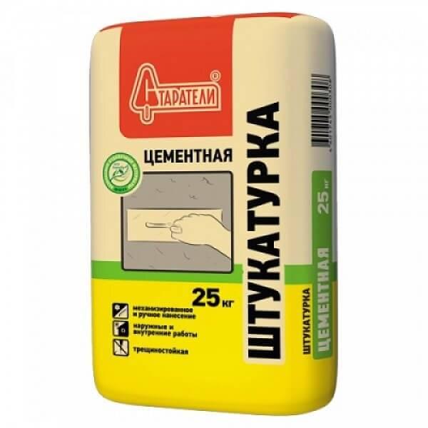 Цементно-песчаная штукатурка: изделие для стен, штукатурная смесь-раствор, состав материала «старатели» для внутренних работ