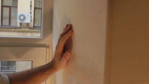 Сколько сохнет штукатурка на стенах   просушка штукатурки