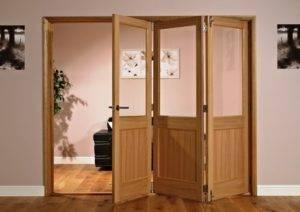 Шкаф гармошка со складными дверьми: как выбрать — виды механизмов и устройство - знать про все