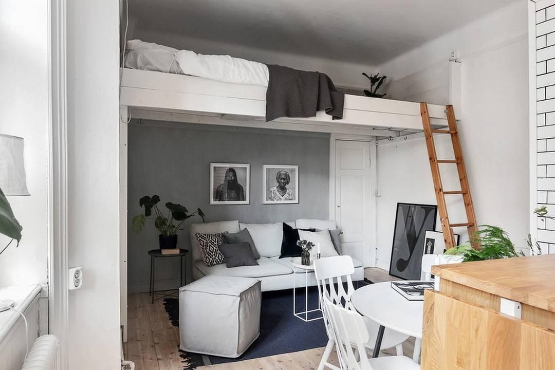 7 способов, как сделать две комнаты из одной