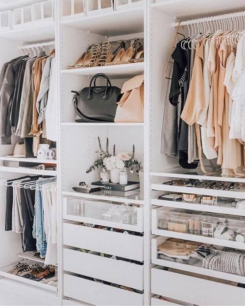 Шкаф для одежды: 130 фото удобных и практичных конструкций