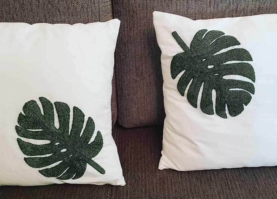 Декоративные подушки своими руками - 50 фото идей, видео-урок