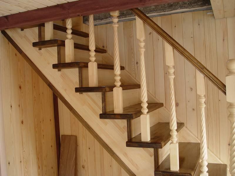 Изготовление и крепление тетивы для деревянной лестницы своими руками: видео, как разметить и закрепить тетиву