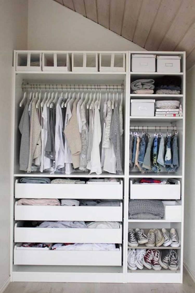 Как навести порядок в своём шкафу буквально за 30 минут | kleinburd news как навести порядок в своём шкафу буквально за 30 минут — kleinburd news