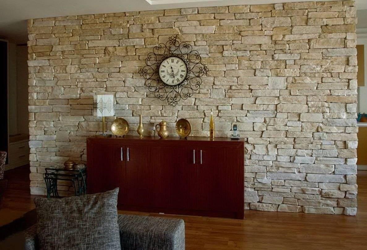 Отделка стен камнем — 130 фото красивых вариантов использования камня в интерьере