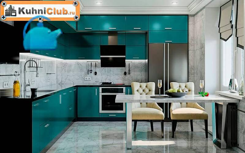 Как подобрать обои для кухни: стиль прованс и 30 фото