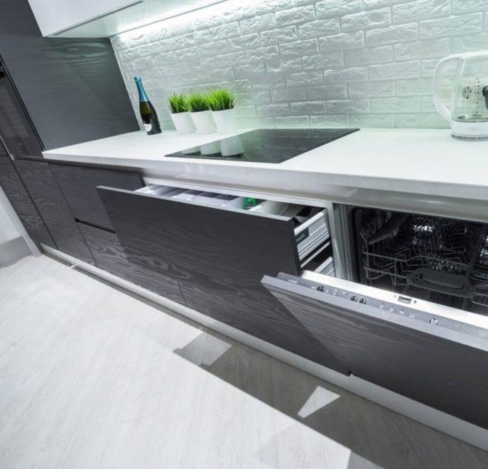 Современные идеи фартуков для кухни (54 фото): отделка кухонных фартуков 2021