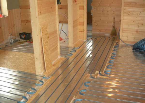 Как уложить тёплый пол под ламинат на деревянный пол?