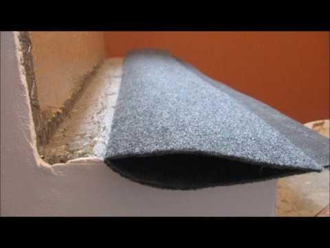 Отделка лестницы ковролином, пошаговая инструкция