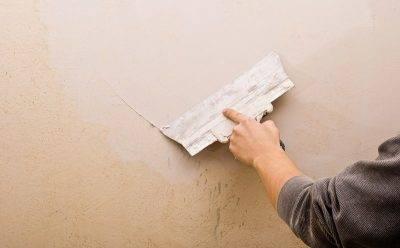 Шпаклевка стен под покраску: технология и тонкости процесса