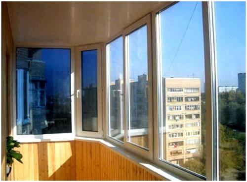 Самый простой способ остекления балкона своими руками - клуб мастеров