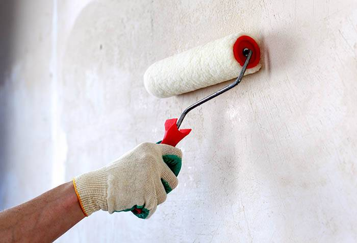 Грунтовка для стен под обои: нужно ли грунтовать перед поклейкой и как?