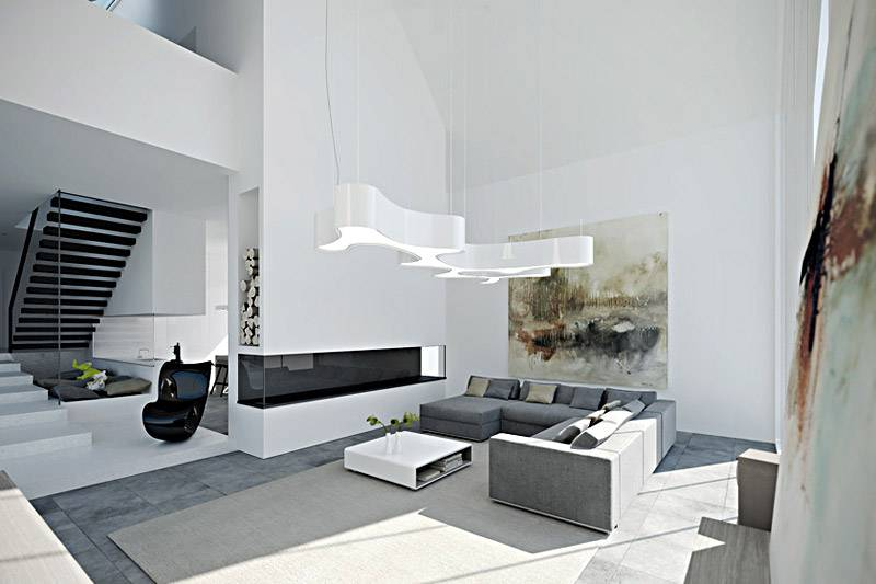 Стиль конструктивизм в интерьере квартиры, оригинальный дизайн и правила стиля