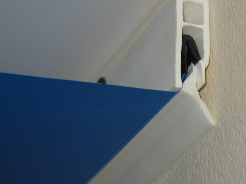 Багет для натяжного потолка: виды, как крепить, какой лучше
