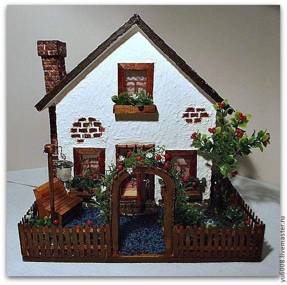 Самые маленькие дома в мире: топ-10 фото миниатюрных построек