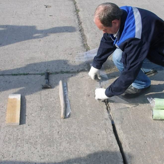 Основные правила выбора герметика для швов в бетоне: рейтинг лучших торговых марок