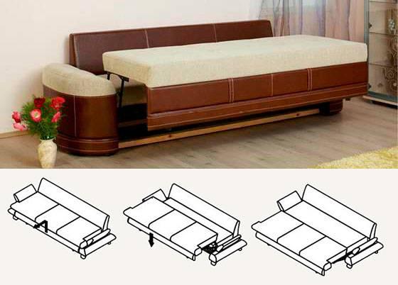 Современные диваны — это тандем функциональности и стильного дизайна