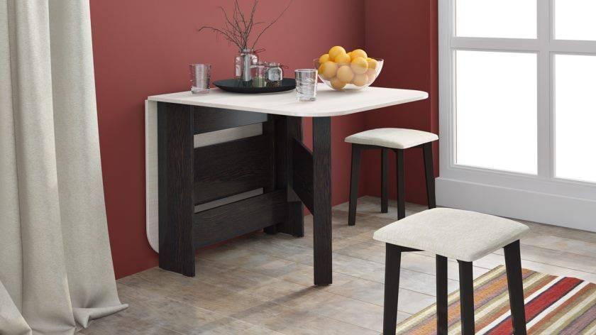 Столы и стулья для маленькой кухни: 100+ фото [идеи 2019]